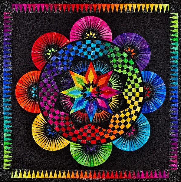 The Rainbow Collection Becolourful Quilts