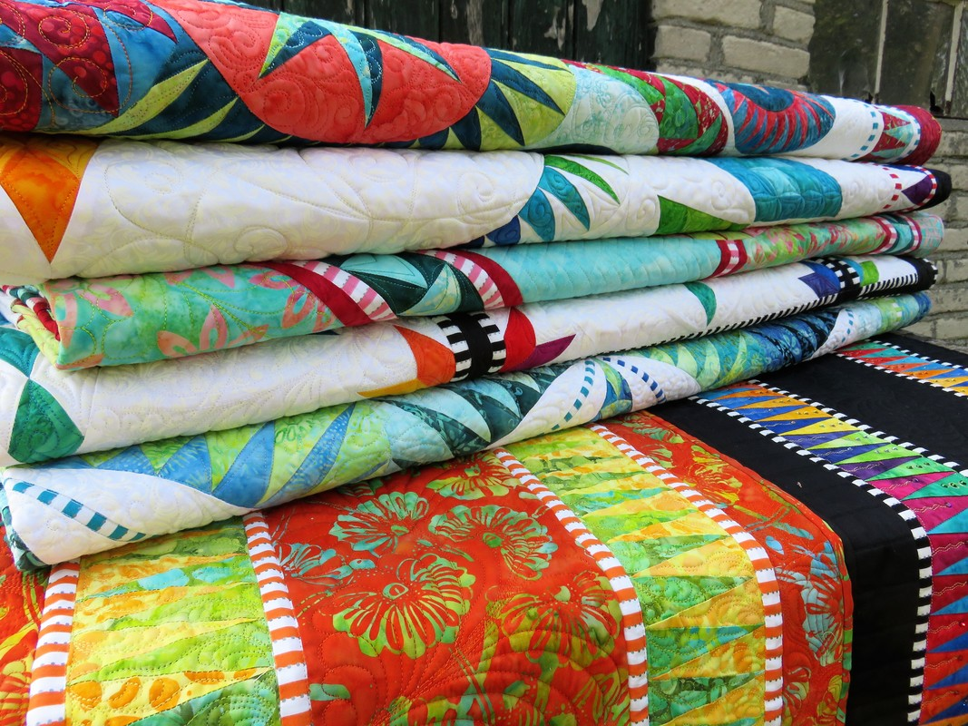 becolourful quilts home